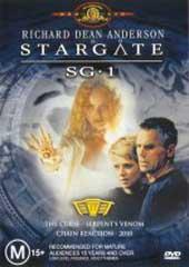 Stargate SG-1 - Volume 17 - Curse/Serpents Venom on DVD