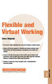 Flexible and Virtual Working by Steve Shipside image