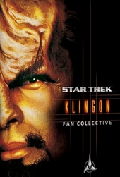 Star Trek - Fan Collective: Klingon (4 Disc Box Set) on DVD