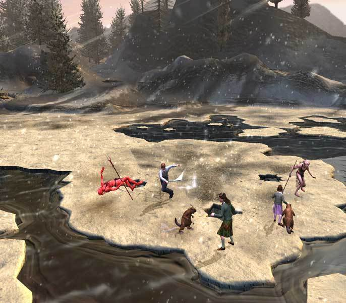 The Chronicles of Narnia for Xbox image