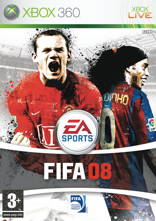 FIFA 08 for Xbox 360