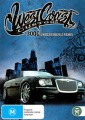 West Coast Customs - 300C Underground on DVD
