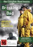 Breaking Bad - The Complete Third Season DVD
