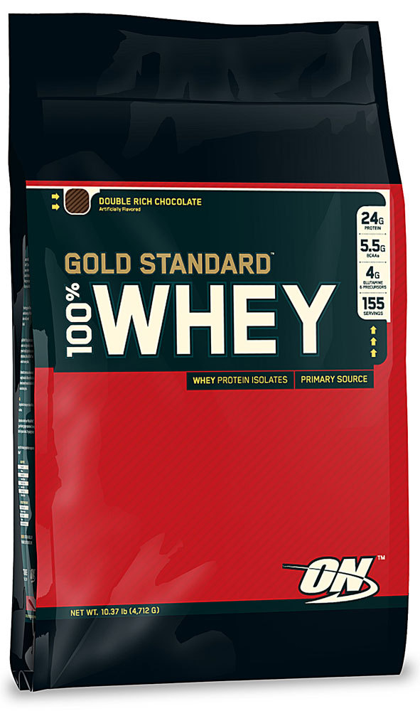 Optimum Nutrition Gold Standard 100% Whey - Vanilla Ice Cream (4.5kg) image
