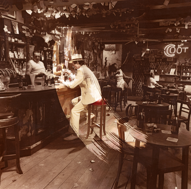 In Through The Out Door (Deluxe) (2LP) by Led Zeppelin