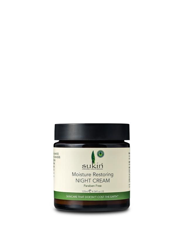 Sukin - Moisture Restoring Night Cream (120ml)