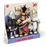 Le Toy Van: Budkins - Knights Set