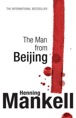 The Man from Beijing by Henning Mankell image