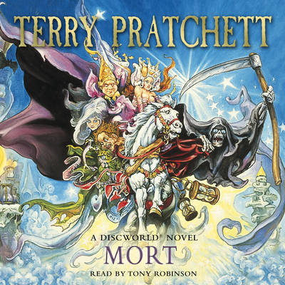 Mort (Discworld - Death) by Terry Pratchett image