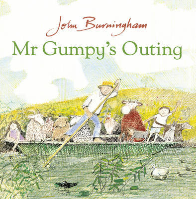 Mr Gumpy's Outing by John Burningham image