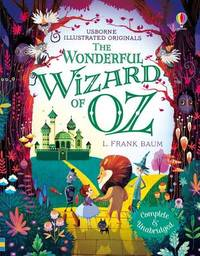 The Wizard of Oz by L.Frank Baum