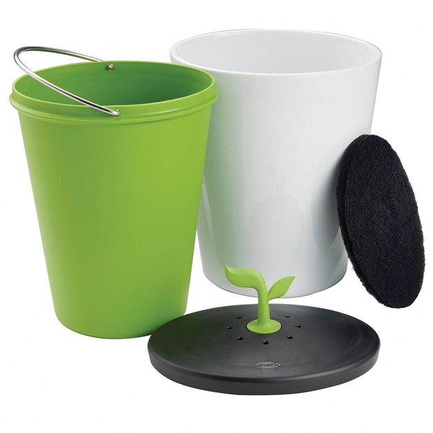 Chef'n EcoCroc Compost Bin (3.3L)