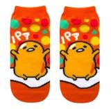 Gudetama: Paa Orange Ladies' Socks (22-24cm)