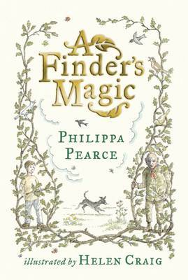 Finder's Magic by Philippa Pearce image