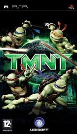 Teenage Mutant Ninja Turtles for PSP image