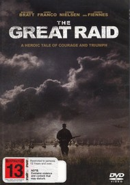 Great Raid, The (aka Ghost Soldiers) on DVD image