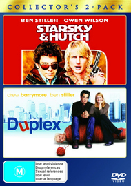 Starsky And Hutch (2004) / Duplex - Collector's 2-Pack (2 Disc Set) on DVD image