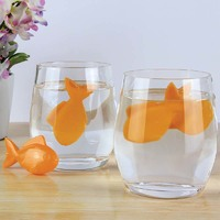 Goldfish Reusable Ice Cubes