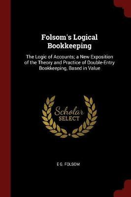 Folsom's Logical Bookkeeping by E. G. Folsom image