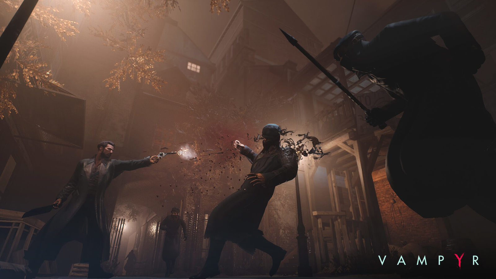 Vampyr for Xbox One image