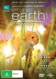 Earth: One Amazing Day on DVD
