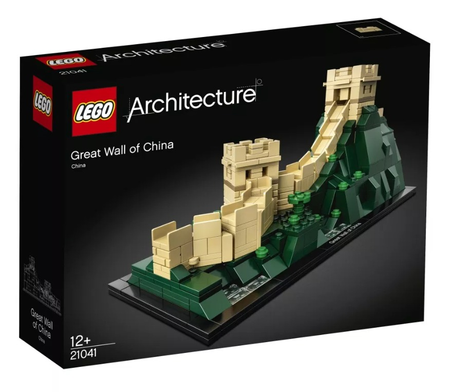LEGO Architecture: Great Wall of China (21041) image