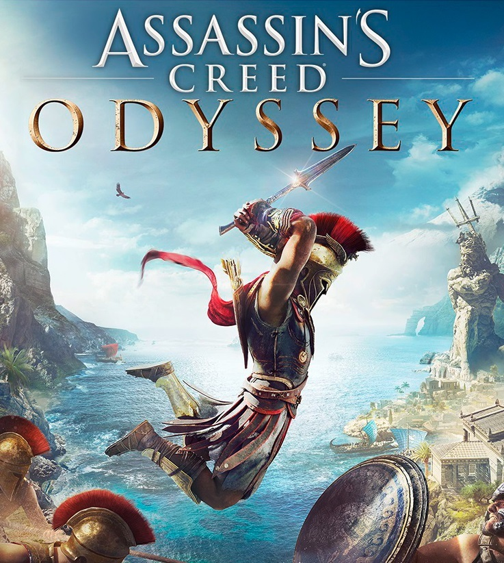 Exclusive Assassin S Creed Odyssey Poster At Mighty Ape Australia