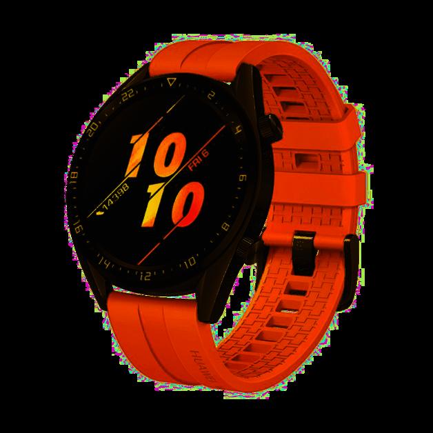 Huawei Watch GT Active NFC GPS 5ATM Smart Watch - Orange