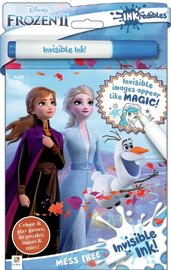 Inkredibles: Disney's Frozen 2 - Invisible Ink Picture Set