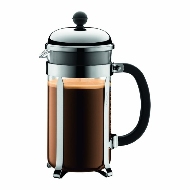 Bodum: Chambord French Press Coffee Maker (8 Cup) - Plastic