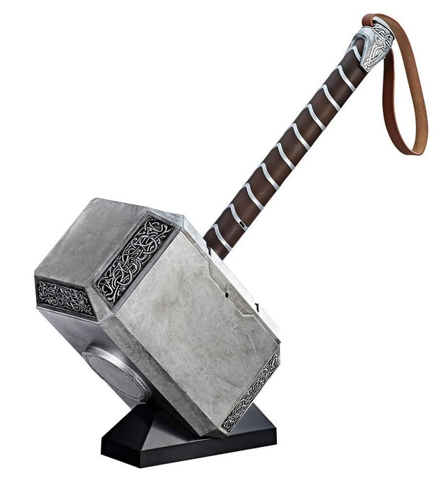 Marvel Legends: Mjolnir - Electronic Hammer