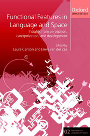 Functional Features in Language and Space image