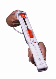 Futuretronics Rifle for Nintendo Wii image