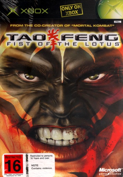 Tao Feng: Fist of the Lotus for Xbox image