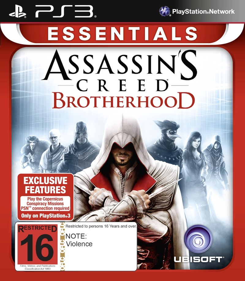 Assassin's Creed Brotherhood (PS3 Essentials)