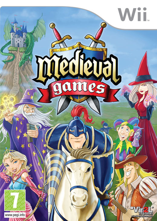 Medieval Games for Wii