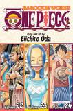 One Piece Omnibus 8: Baroque Works 22-23-24 (3 Books in 1) by Eiichiro Oda
