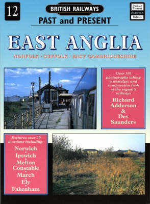 East Anglia by Des Saunders image