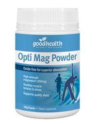 Good Health Opti Mag Powder (150g)