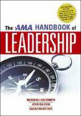 The AMA Handbook of Leadership by Marshall Goldsmith image
