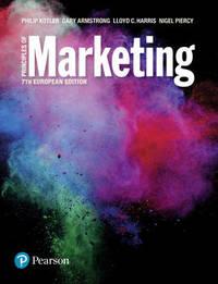 Principles of Marketing European Edition 7th edn by Lloyd Harris