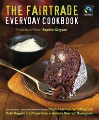 The Fairtrade Everyday Cookbook by Sophie Grigson image