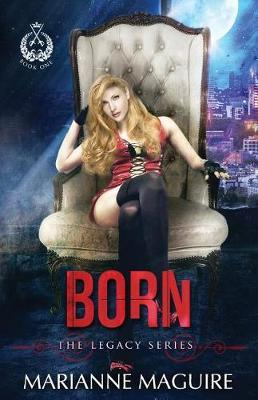 Born by Marianne Maguire image