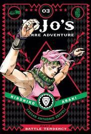 JoJo's Bizarre Adventure: Part 2--Battle Tendency, Vol. 3 by Hirohiko Araki