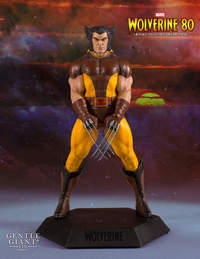 Marvel: Wolverine ('80 Ver.) - Collector's Gallery Statue