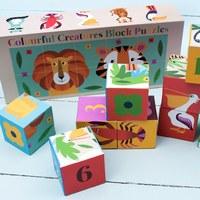 Colourful Creatures Block Puzzles image