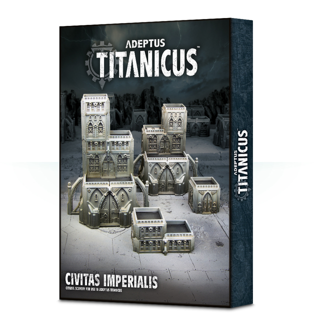 Warhammer 40,000 Adeptus Titanicus: Civitas Imperialis
