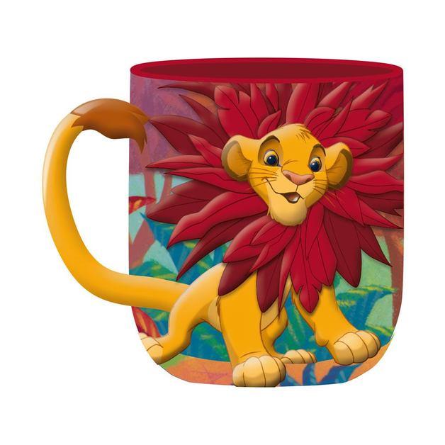 The Lion King: Shaped Mug Simba
