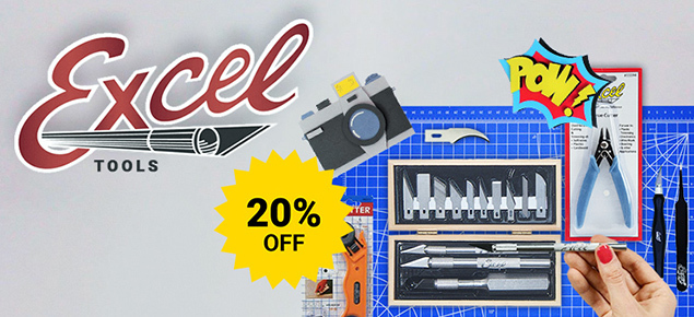 Save 20% off Excel Tools!