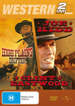 High Plains Drifter / Joe Kidd on DVD
